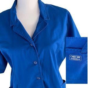 Cherokee Workwear Core Stretch Scrub Dress